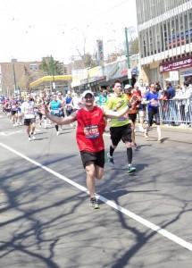 Boston Marathon 2011